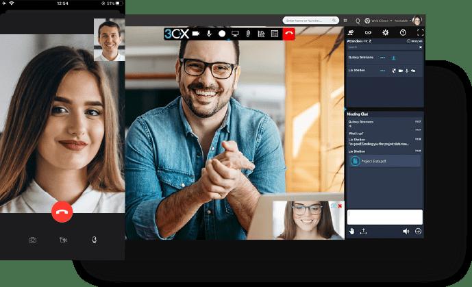 Telefonia e Webconference