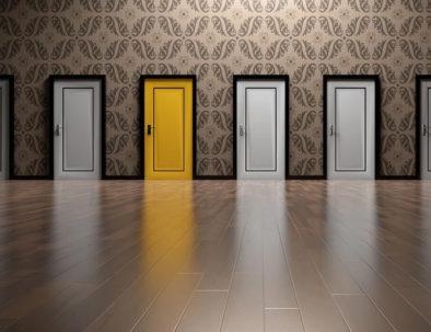 scegli la porta Wuao